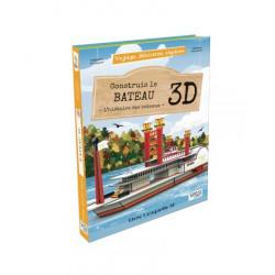 Maquette 3D - Le Bateau