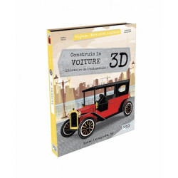 Maquette 3D - Voiture Ford T