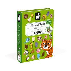Magnéti book Animaux