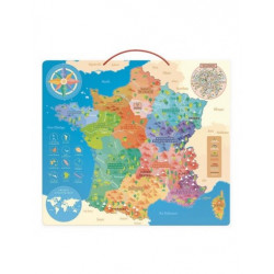 Carte de France éducative