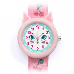 Montre Djeco - Chat