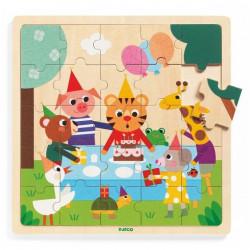 Puzzle bois - Puzzlo Happy