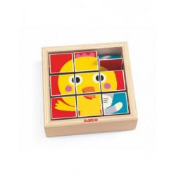 Tounifarm - 9 cubes puzzle...