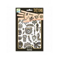 Tatouages - Golden chic