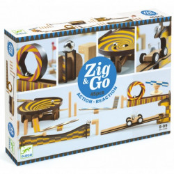 Zig & Go - Jeu construction...