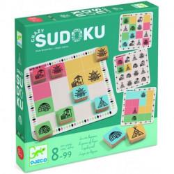 Jeu - Crazy sudoku