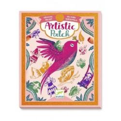 Artistic patch - récréation