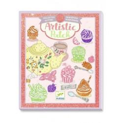 Artistic patch - gourmandises