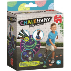 Chalktivity - Bouncing ball