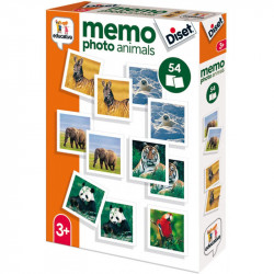 Memo photo - Animaux