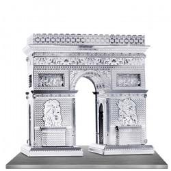 Maquette 3D en métal - Arc...