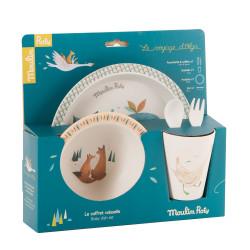 Set vaisselle - Le Voyage d...