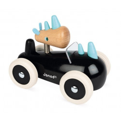 Spirit car - Rony