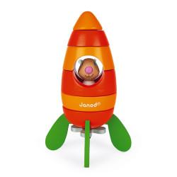 Lapin fusée magnétique - Janod