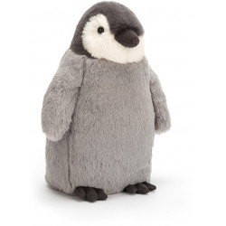 Peluche - Percy le Pinguoin