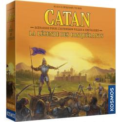 Catan - Extension Légendes...