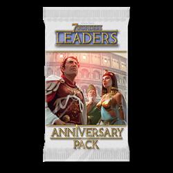 7 wonders anniversary pack...