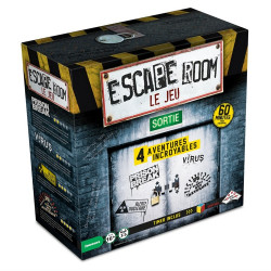 Escape Room le Jeu -...