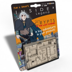 Inside 3 legend - The Crypts