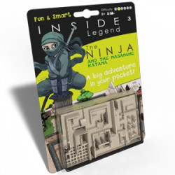 Inside 3 legend - The Ninja