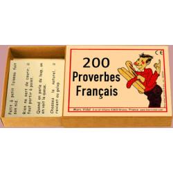 200 Proverbes Français