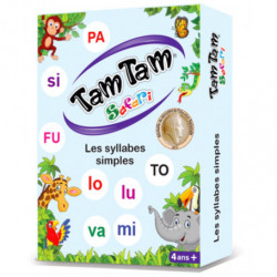 Tam Tam - Les syllabes simple