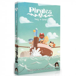 BD Héros - Pirates Tome 3