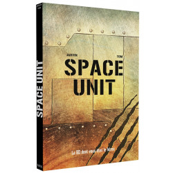 Livre BD - Space Unit
