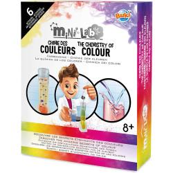 Mini lab - Chimie des couleurs