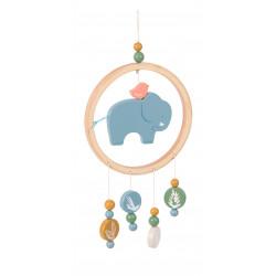 Attrape-rêve Elephant -...