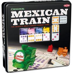 Train Mexicain boite métal