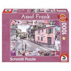 Puzzle 1000 pcs - Voyage...