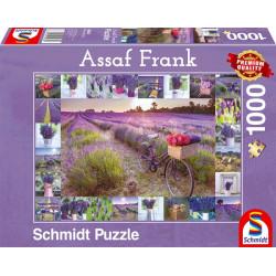 Puzzle 1000 pcs - Parfum de...