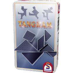 Tangram - Boite Metal