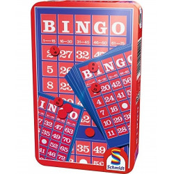 Bingo - Boite Metal