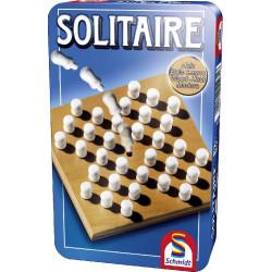 Solitaire - Boite Metal