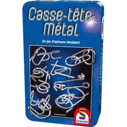 Casse-tête metal - Boite Metal
