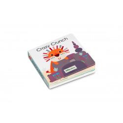 Crazy Crunch - Livre sonore...