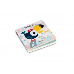 Vrooom - Livre sonore et...
