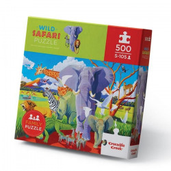Puzzle Safari - 500 pcs