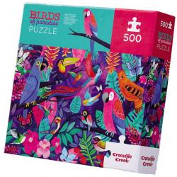 Puzzle Oiseaux du Paradis -...