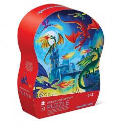 Puzzle Dragon - 72 pcs