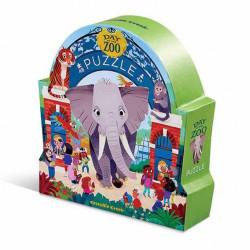 Puzzle - Zoo - 48 pcs