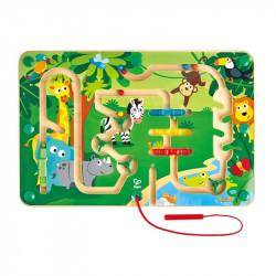 Labyrinthe Jungle