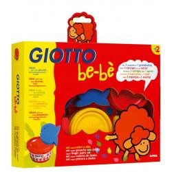 SET SUPER GOUACHE AUX DOIGTS GIOTTO