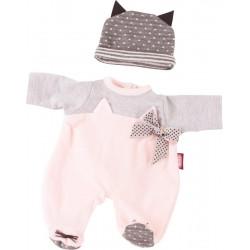 Combinaison bébé Chat 30 cm