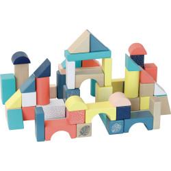 Baril de 54 cubes - Sous la...