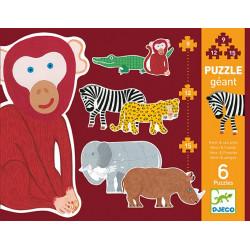 Puzzle Evolutif - Henri est...