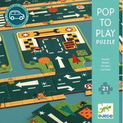 Pop To Play - Puzzles...
