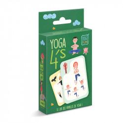 Yoga cartes
